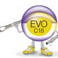Колонки Kinetex EVO С18 - новые колонки компании Phenomenex для работы в широком диапазоне pH
